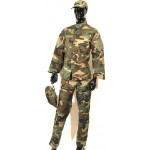 UNIFORMA CAMUFLAJ US WOODLAND BDU [SWISS ARMS]