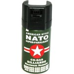 SPRAY IRITANT LACRIMOGEN NATO VERDE CS 40 ML