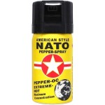 SPRAY LACRIMOGEN CU PIPER NATO GALBEN DISPERSANT 40 ML