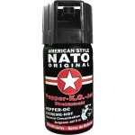SPRAY IRITANT LACRIMOGEN CU PIPER NATO JET 40 ML