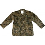 VESTON BDU CAMUFLAJ MARPAT DIGITAL WOODLAND [MILTEC]