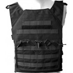 VESTA JUMPING PLATE CARRIER MOLLE BLACK