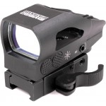 REFLEX DOT SIGHT 1X20 MULTIRETICLE QD